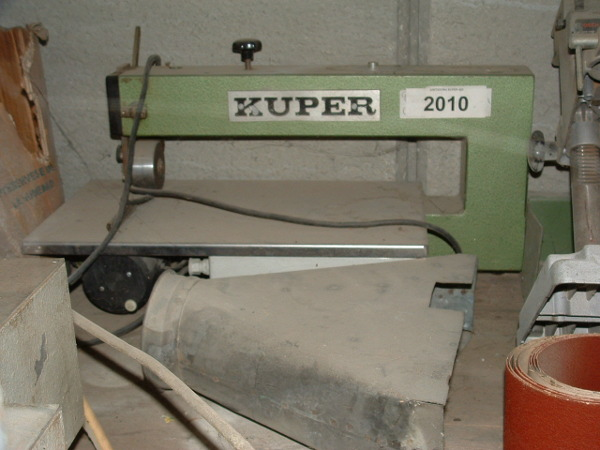 Continuous dove tail KUPER