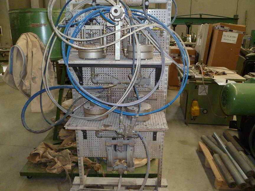 Mezcladora de barniz