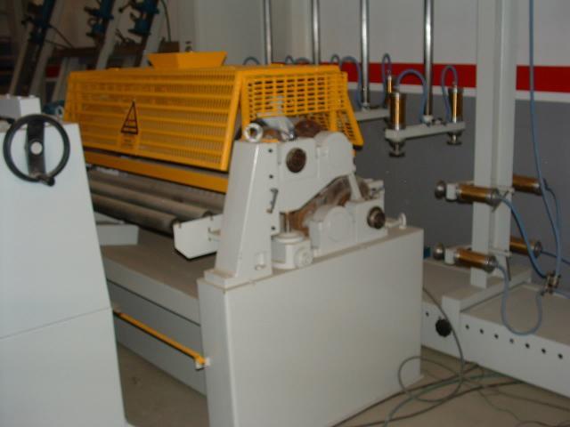 Roller gluer machine BREMA