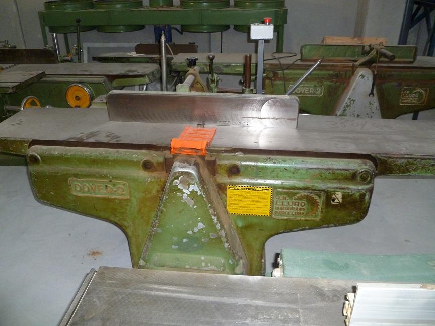 Màquina d'obrar DOVER II