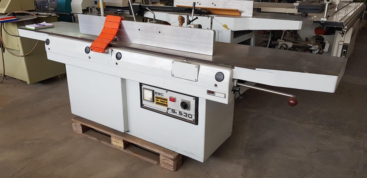 Màquina d'obrar SAC FS530