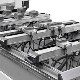 Centro de mecanizado Biesse Rover K Smart