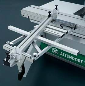 Sliding Table Saw ALTENDORF WA80