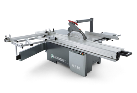 Sliding Table Saw ALTENDORF WA80