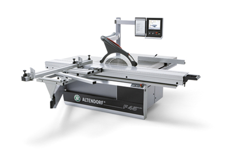 Sliding Table Saw ALTENDORF F 45 ELMO III